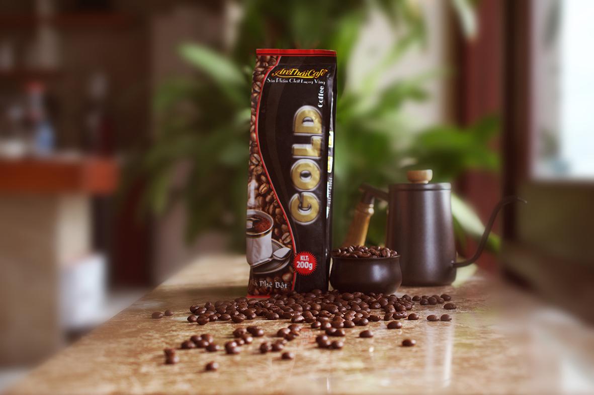 Gold Coffee – Nguyên Vị Thượng Hạng