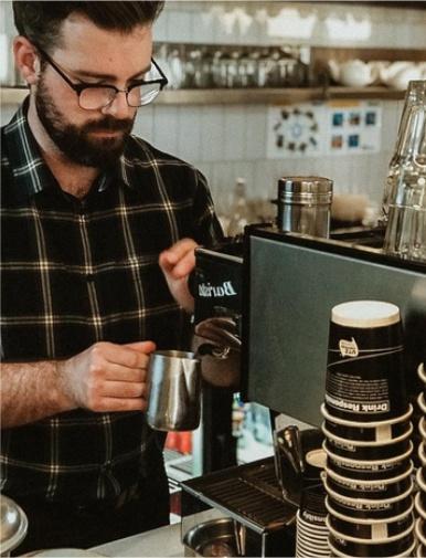 Jack Allisey - Chuyên gia cà phê Austalia