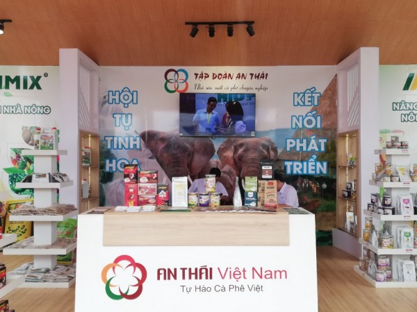 Cà phê An Thái – Điểm sáng giữa lòng lễ hội