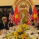 Việt Nam - Hoa Kỳ chính thức ký kết hiệp ước hòa bình toàn diện