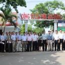 TĐ An Thái vinh dự đón tiếp Đoàn Trưởng các cơ quan đại diện Việt Nam