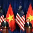 Hoa kỳ dỡ bỏ hoàn toàn lệnh cấm vận vũ khí đối với Việt Nam