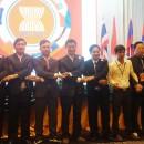 Tập đoàn An Thái nhận Cúp Vàng Thương hiệu uy tín ASEAN 2015.
